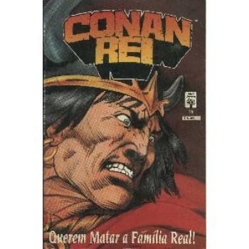 29039 Conan Rei 15 (1991) Editora Abril