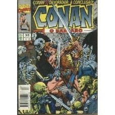 31368 Conan o Bárbaro 33 (1995) Editora Abril