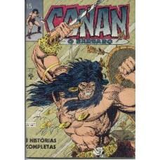 32233 Conan o Bárbaro 15 (1993) Editora Abril