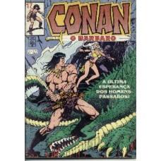 32235 Conan o Bárbaro 17 (1993) Editora Abril