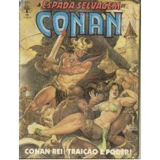 32744 A Espada Selvagem de Conan 38 (1987) Editora Abril