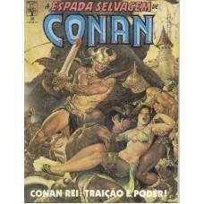 32745 A Espada Selvagem de Conan 38 (1987) Editora Abril