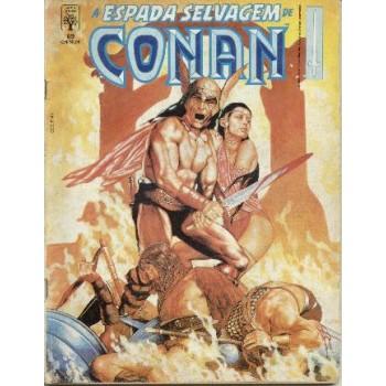 32787 A Espada Selvagem de Conan 69 (1990) Editora Abril