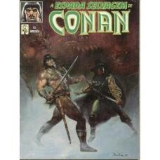 32794 A Espada Selvagem de Conan 72 (1990) Editora Abril