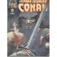 32800 A Espada Selvagem de Conan 75 (1991) Editora Abril
