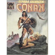 32804 A Espada Selvagem de Conan 77 (1991) Editora Abril