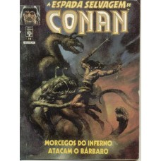 32805 A Espada Selvagem de Conan 78 (1991) Editora Abril