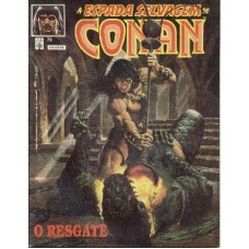 32808 A Espada Selvagem de Conan 79 (1991) Editora Abril