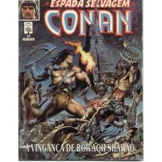 32809 A Espada Selvagem de Conan 80 (1991) Editora Abril