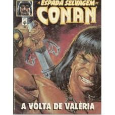 32813 A Espada Selvagem de Conan 82 (1991) Editora Abril