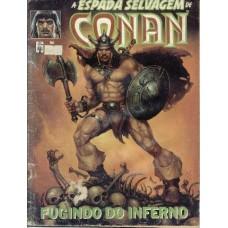 32819 A Espada Selvagem de Conan 86 (1992) Editora Abril