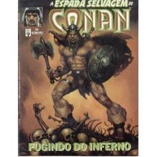 32820 A Espada Selvagem de Conan 86 (1992) Editora Abril