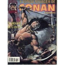 32863 A Espada Selvagem de Conan 121 (1994) Editora Abril