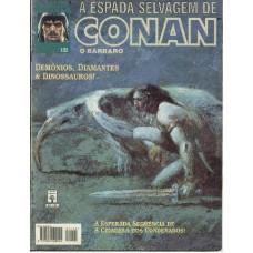 32865 A Espada Selvagem de Conan 122 (1995) Editora Abril