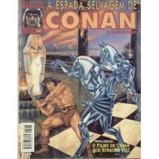 32870 A Espada Selvagem de Conan 127 (1995) Editora Abril