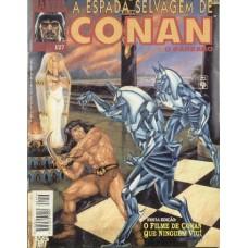 32871 A Espada Selvagem de Conan 127 (1995) Editora Abril