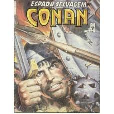 32961 A Espada Selvagem de Conan Reedição 12 (1991) Editora Abril
