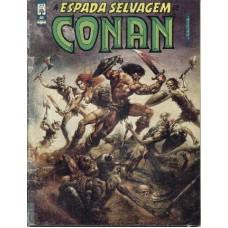 32975 A Espada Selvagem de Conan Reedição 46 (1993) Editora Abril
