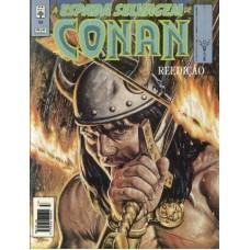 32978 A Espada Selvagem de Conan Reedição 53 (1994) Editora Abril