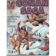 33010 Conan Saga 9 (1995) Editora Abril