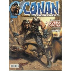 33034 Conan o Bárbaro 6 (2002) Mythos Editora
