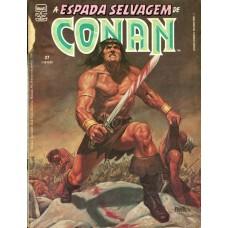A Espada Selvagem de Conan 27 (1987)