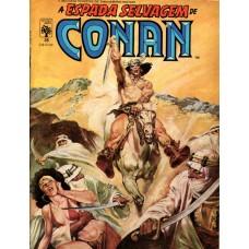 A Espada Selvagem de Conan 35 (1987)