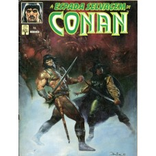 A Espada Selvagem de Conan 72 (1990)