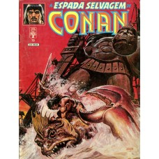 A Espada Selvagem de Conan 73 (1990)