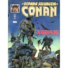 A Espada Selvagem de Conan 93 (1992)