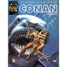 A Espada Selvagem de Conan 103 (1993)