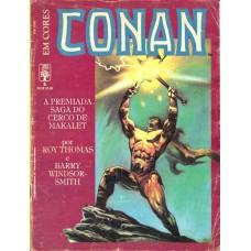 A Espada Selvagem de Conan em Cores 5 (1989)