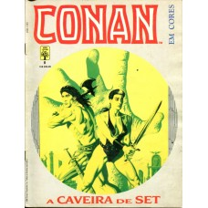 A Espada Selvagem de Conan em Cores 8 (1990)