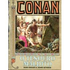A Espada Selvagem de Conan em Cores 9 (1990)