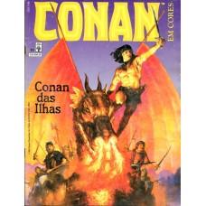 A Espada Selvagem de Conan em Cores 11 (1991)