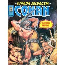 A Espada Selvagem de Conan Reedição 16 (1991)