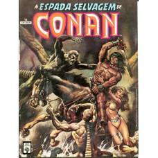 A Espada Selvagem de Conan Reedição 18 (1991)
