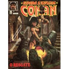 A Espada Selvagem de Conan 79 (1991)