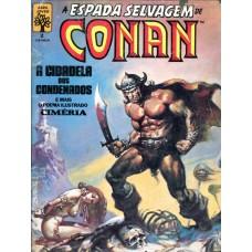 A Espada Selvagem de Conan Reedição 2 (1990)