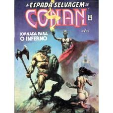 A Espada Selvagem de Conan Reedição 7 (1991)
