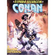 A Espada Selvagem de Conan Reedição 9 (1991)