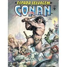 A Espada Selvagem de Conan Reedição 13 (1991)