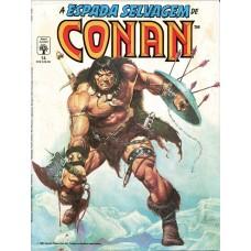 A Espada Selvagem de Conan Reedição 14 (1991)