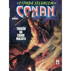 A Espada Selvagem de Conan Reedição 17 (1991)