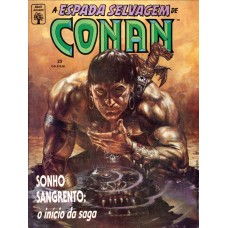 A Espada Selvagem de Conan Reedição 23 (1991)
