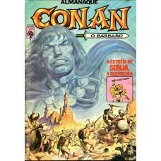 Almanaque Conan 2 (1983)