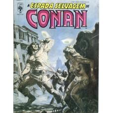 A Espada Selvagem de Conan 34 (1987)