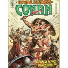 A Espada Selvagem de Conan 36 (1987)