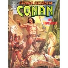 A Espada Selvagem de Conan 40 (1988)