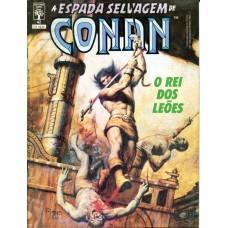 A Espada Selvagem de Conan 42 (1988)